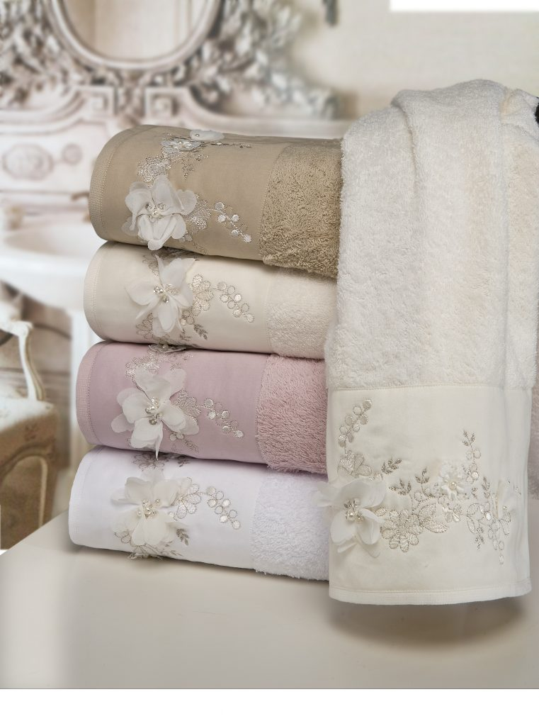 fleur asciugamani